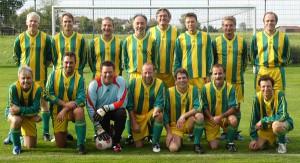 Unsere Altherren Mannschaft 2009