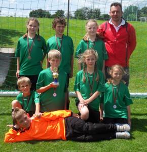 Unsere E-Junioren Mannschaft