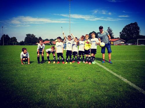 Unsere F-Junioren Mannschaft